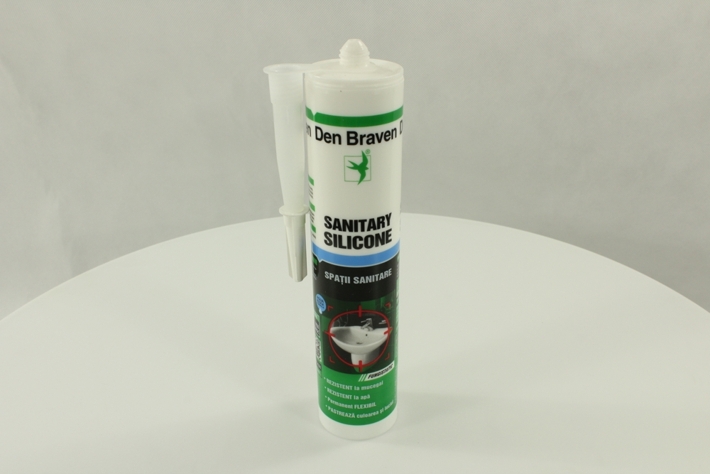 Silicon sanitar 280 ml